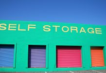 Self storage facility in Wyong